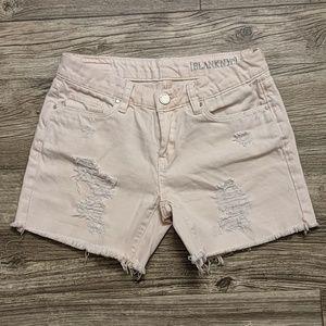 BlankNYC Jean shorts size 24